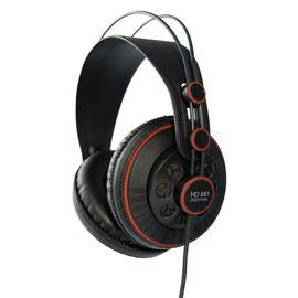 舒伯樂 Superlux HD681 HD-681 耳罩式耳機 附收納袋 轉接頭 總代理公司貨 一年保固