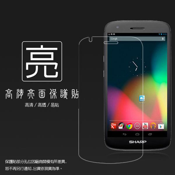 ◆亮面螢幕保護貼 Sharp SH930W 保護貼 軟性 高清 亮貼 亮面貼 保護膜 手機膜
