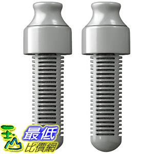 [美國直購] Water Bobble 200BOB2PGY 2-Pack Replaceable Water Filter, (只有紫色) 濾芯