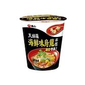 韓國 農心 天婦羅海鮮味烏龍杯麵(62g)【小三美日】進口/泡麵/團購
