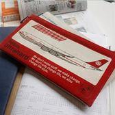 ultrahard Lab Series 筆袋﹣Bon Voyage 紅色班機