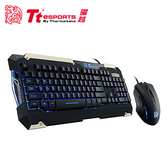 【Tt 曜越】軍令官類機械鍵盤滑鼠組