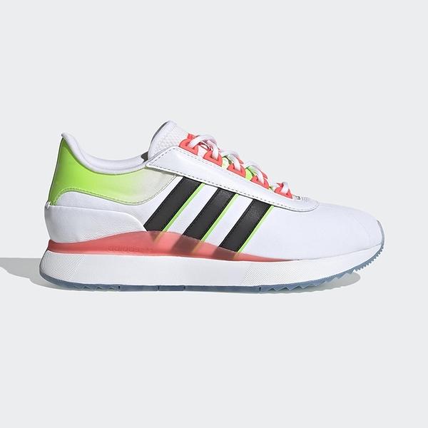 Adidas SL Andridge W 女鞋 黑白 休閒鞋 厚底 增高 FY6964