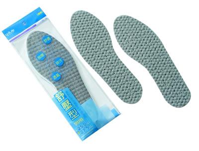【好市吉居家生活】生活大師 UdiLife PR-15L 舒壓型男用按摩鞋墊(L) 透氣鞋墊