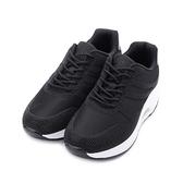 LEON CHANG 亮鑽綁帶氣墊鞋 黑 20201116001 女鞋