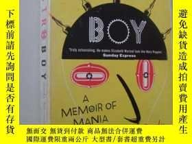二手書博民逛書店Electro罕見boy (A Memoir of Mania)