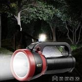 (快速)手電筒 強光手電筒超亮5000小氙氣可充電強光燈遠射打獵多功能led燈