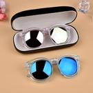 兒童眼鏡2-10歲太陽鏡男童女童墨鏡防紫外線眼鏡寶寶太陽眼鏡  魔法鞋櫃