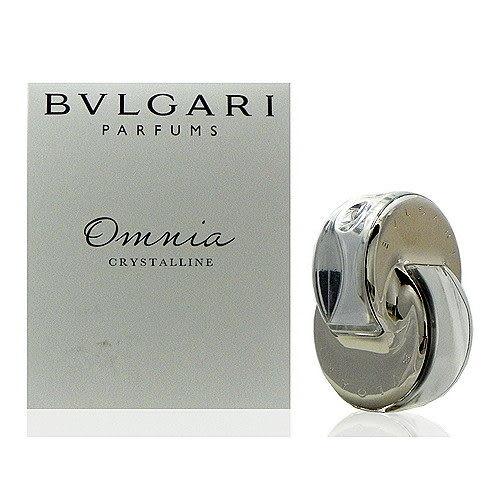 Bvlgari Omnia Crystalline 晶澈淡香水 65ml Test 包裝