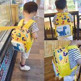 小書包 兒童書包卡通男寶寶1-3歲防走丟失背包女孩幼兒園書包 伊鞋本鋪