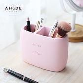 簡約學生筆筒收納毛刷收納辦公室筆筒創意時尚韓國小清新