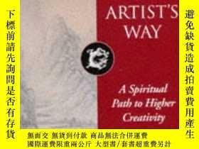 二手書博民逛書店The罕見Artist s WayY256260 Cameron, Julia Souvenir Press