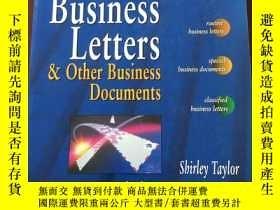 二手書博民逛書店Model罕見Business Letters & Other Business DocumentsY3818