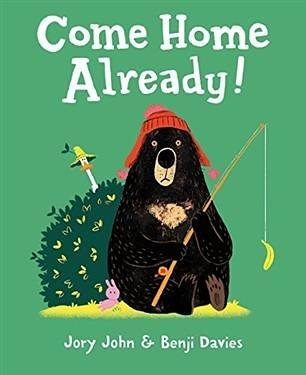 【麥克書店】COME HOME ALREADY /英文繪本《主題:友誼.幽默》