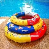 游泳圈兒童泡沫救生圈成人免充氣實心游泳圈大人大號加厚泳圈 【全館免運】