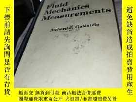 二手書博民逛書店Fluid罕見Mechanics Measurements【英文版:流體力學測量】精裝Y4211
