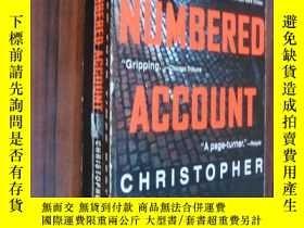 二手書博民逛書店Numbered罕見Account 英文原版Y85718 Chr
