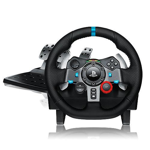 Logitech 羅技 G29 DRIVING FORCE 賽車方向盤