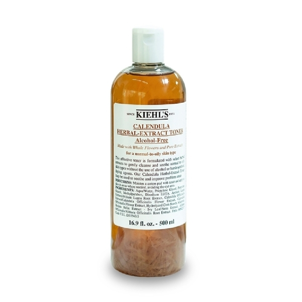 Kiehl,s 契爾氏 金盞花植物精華化妝水 (500ml)