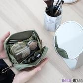 化妝包 ins風化妝包女便攜小包小號隨身旅行口紅彩妝化妝品收納袋子