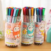 36色水彩筆批發可水洗畫筆筒裝畫筆兒童繪畫涂鴉筆小中學生文具用品學生多用