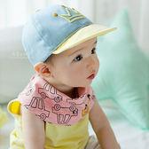 韓國Happy刺繡皇冠軟簷鴨舌帽 童帽 遮陽帽 棒球帽