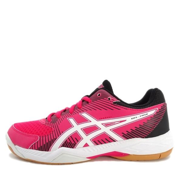 Asics GEL-Task [B754Y-700] 女 鞋 運動 排球 羽球 桌球 粉紅 白