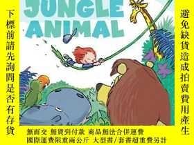 二手書博民逛書店If罕見I Were a Jungle AnimalY362136 Amanda Ellery Ama...