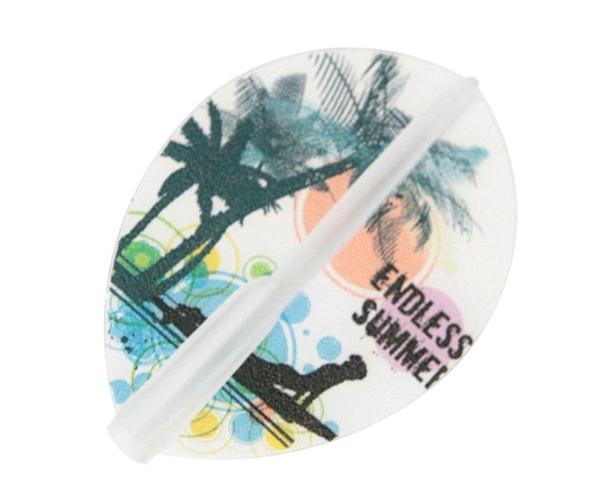 【Fit Flight x CrossDesign】Endless Summer Teardrop 鏢翼 DARTS