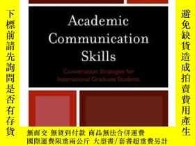 二手書博民逛書店Academic罕見Communication SkillsY255562 Li-shih Huang Upa