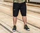 FINDSENSE Z1 日系 大尺碼 時尚 街頭 潮 男 素面大口袋 寬鬆短褲