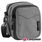 【Caribee 澳洲】GLOBAL 旅遊側背包『灰黑色』CB-1224 露營.戶外.旅遊