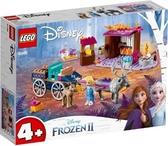 【LEGO樂高】DISNEY PRINCESS 冰雪奇緣 冰雪奇緣2 FROZEN2 艾莎的貨車冒險 #41166