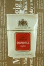 【震撼精品百貨】Dunhill~方形零錢包-白紅色