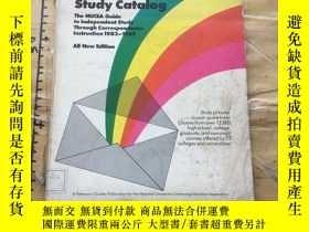 二手書博民逛書店The罕見Independent Study CatalogY252403 JOAN H.HUNTER Edi