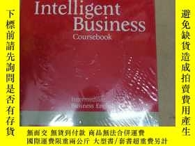 二手書博民逛書店Intelligent罕見Business Intermedia