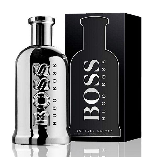 Hugo Boss Boss Bottled United 自信聯盟淡香水 100ml