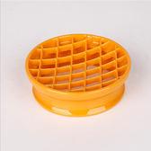 【狐狸跑跑】外銷 DIY烘焙模具 菠蘿印菠蘿包制作工具 蛋糕面包網格歐包圓形模MJBL