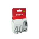 CANON PG-40 原廠黑色墨水匣 盒裝 適用mp145 mp198 ip1880 ip1980 mx318 mx308