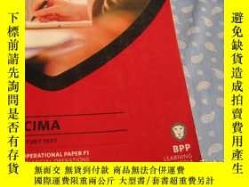 二手書博民逛書店CIMA罕見STUDY TEXT OPERATIONAL PAP