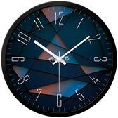 掛鐘 鐘錶掛鐘客廳創意現代時鐘石英鐘錶掛錶臥室靜音個性大號壁鐘igo 俏腳丫
