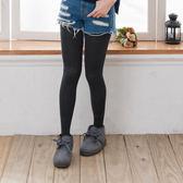 日系高質感針織保暖褲襪絲襪(深灰)