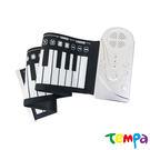 【Tempa】49鍵矽膠鍵盤手捲鋼琴/電...