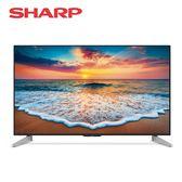 [SHARP 夏普]60型4K日本原裝聯網液晶電視 LC-60U33JT