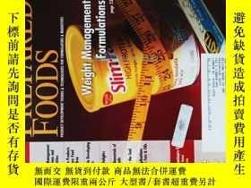 二手書博民逛書店prepared罕見foods magazine 01 2010 食品雜誌英文雜誌Y14610