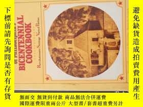 二手書博民逛書店The罕見Junior League of Philadelphia s BICETENNLAL COOK BOO