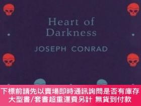 二手書博民逛書店Heart罕見of Darkness (Penguin English Library)[黑暗之心]Y4519