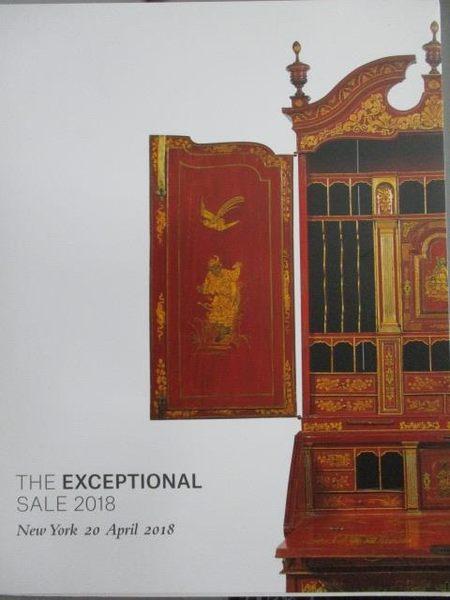 【書寶二手書T9/收藏_YCD】The Exceptional Sale_2018/4/20