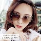 《Caroline》年度最新網紅款潮流行百搭抗UV時尚太陽眼鏡 72513