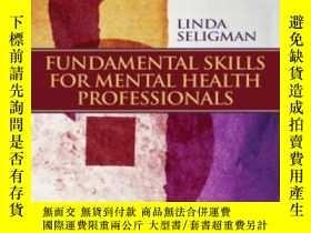 二手書博民逛書店Fundamental罕見Skills For Mental Health Professionals-心理健康專